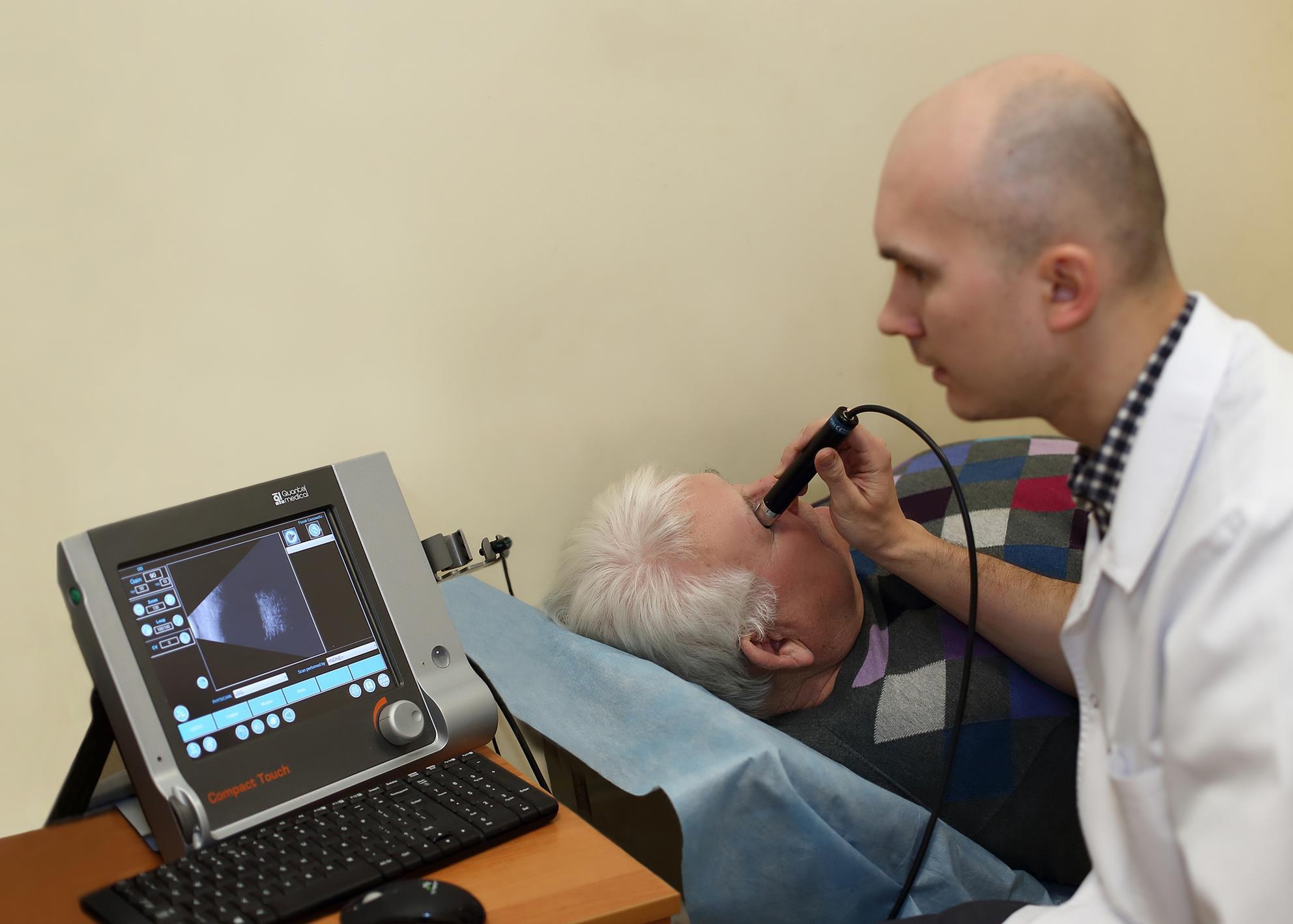 Oculomedica - USG (ultrasonografia)