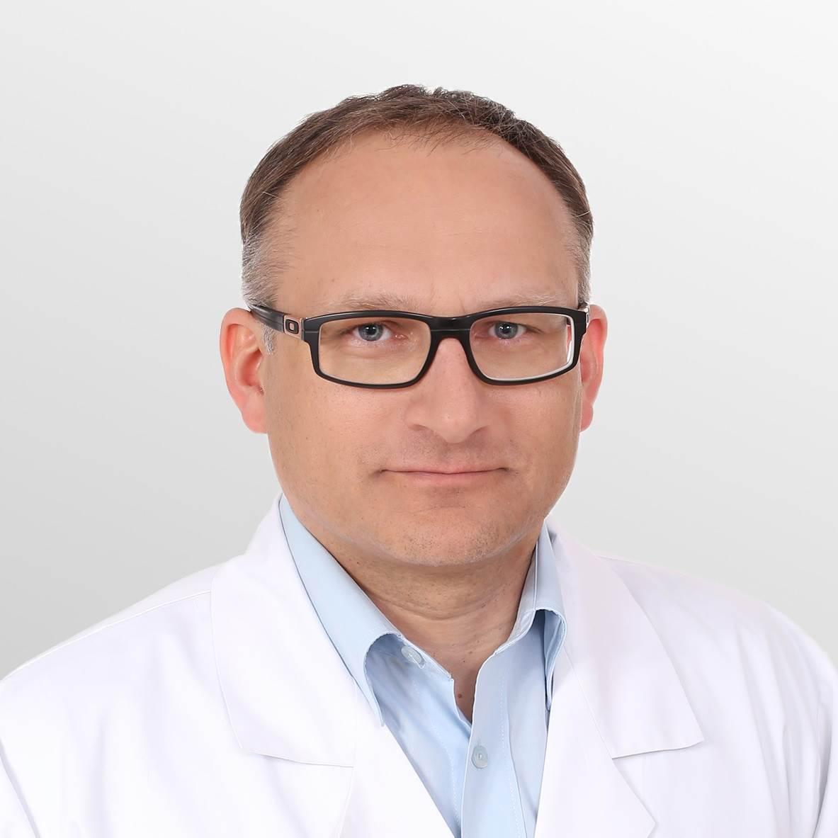 Oculomedica - Dr Zbigniew Małolepszy