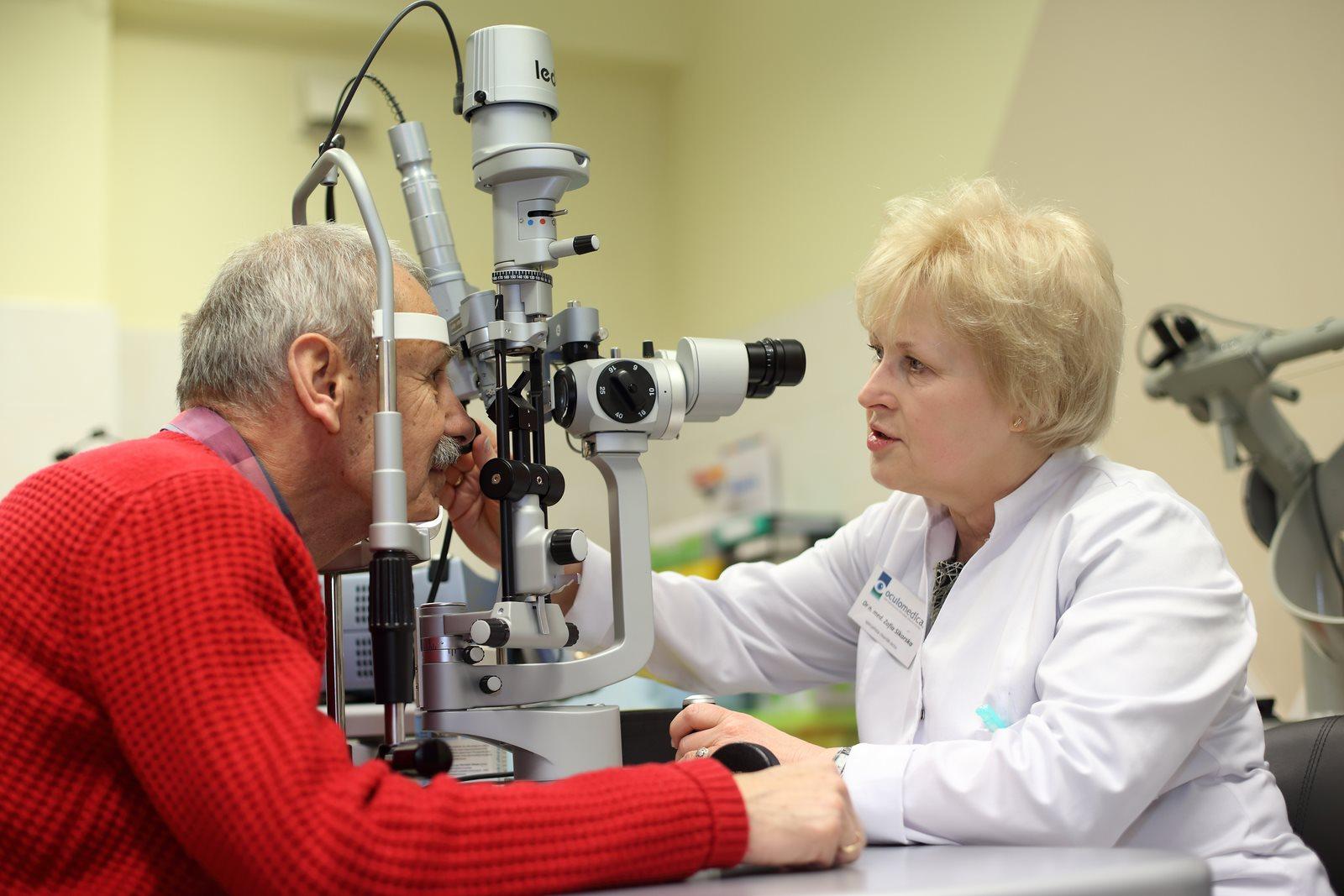 Oculomedica - Laseroterapia