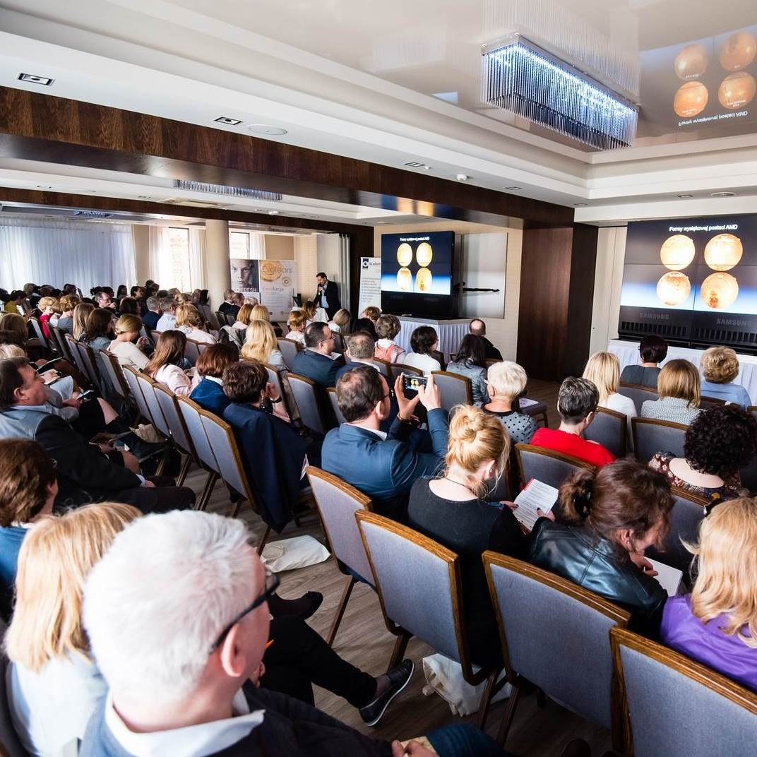 Oculomedica - Konferencja naukowa