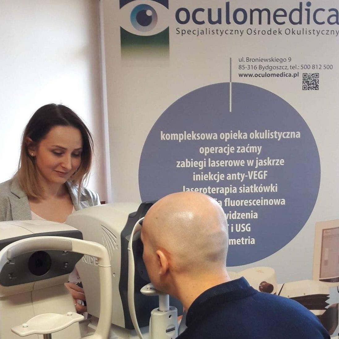 Oculomedica - Walka z jaskrą