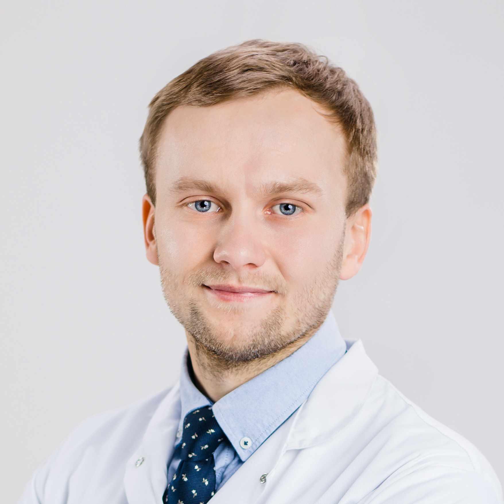 Oculomedica - Dr Paweł Reisner