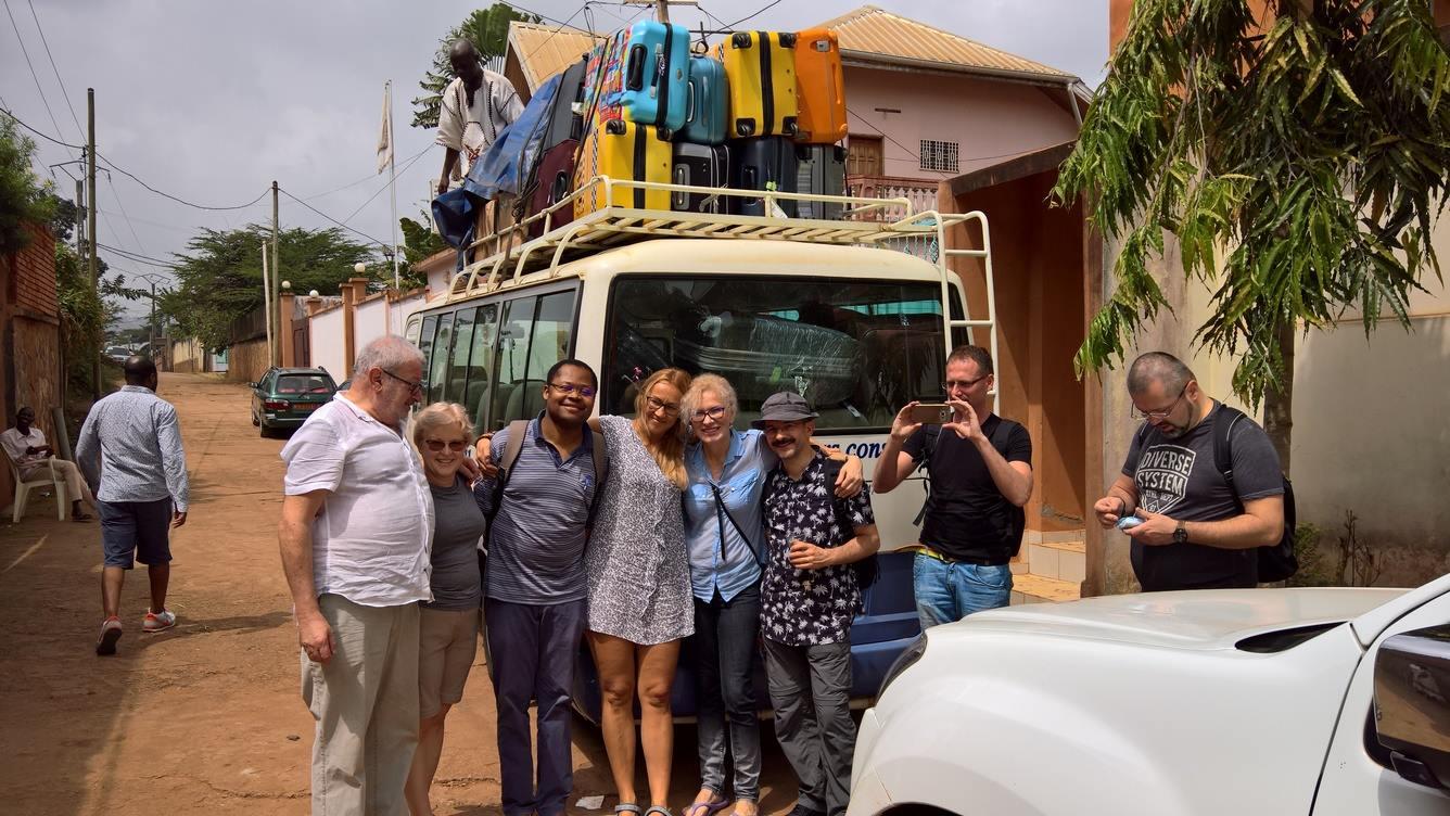 Oculomedica - Misja w Kamerunie