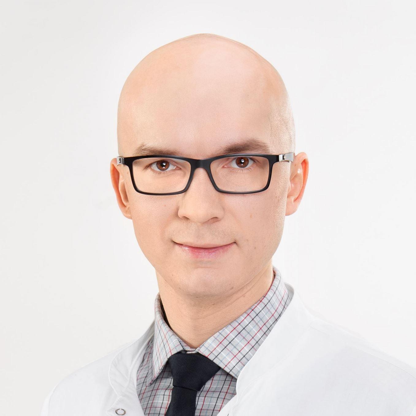 Oculomedica - Dr Paweł Suchoń