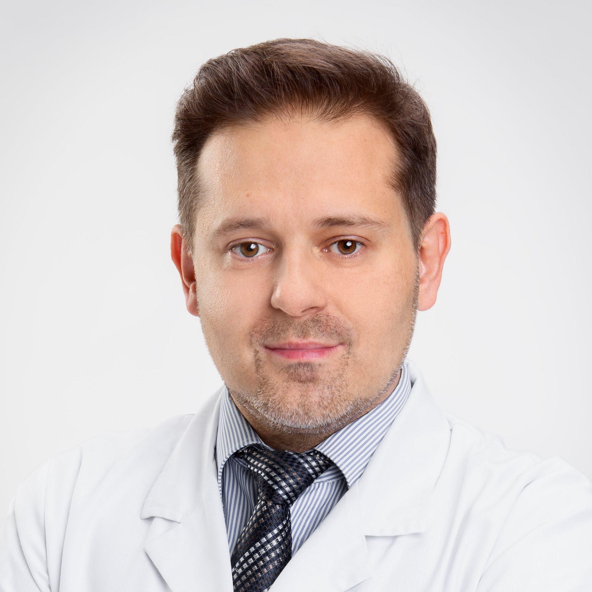 Oculomedica - Dr n. med. Bartosz Sikorski