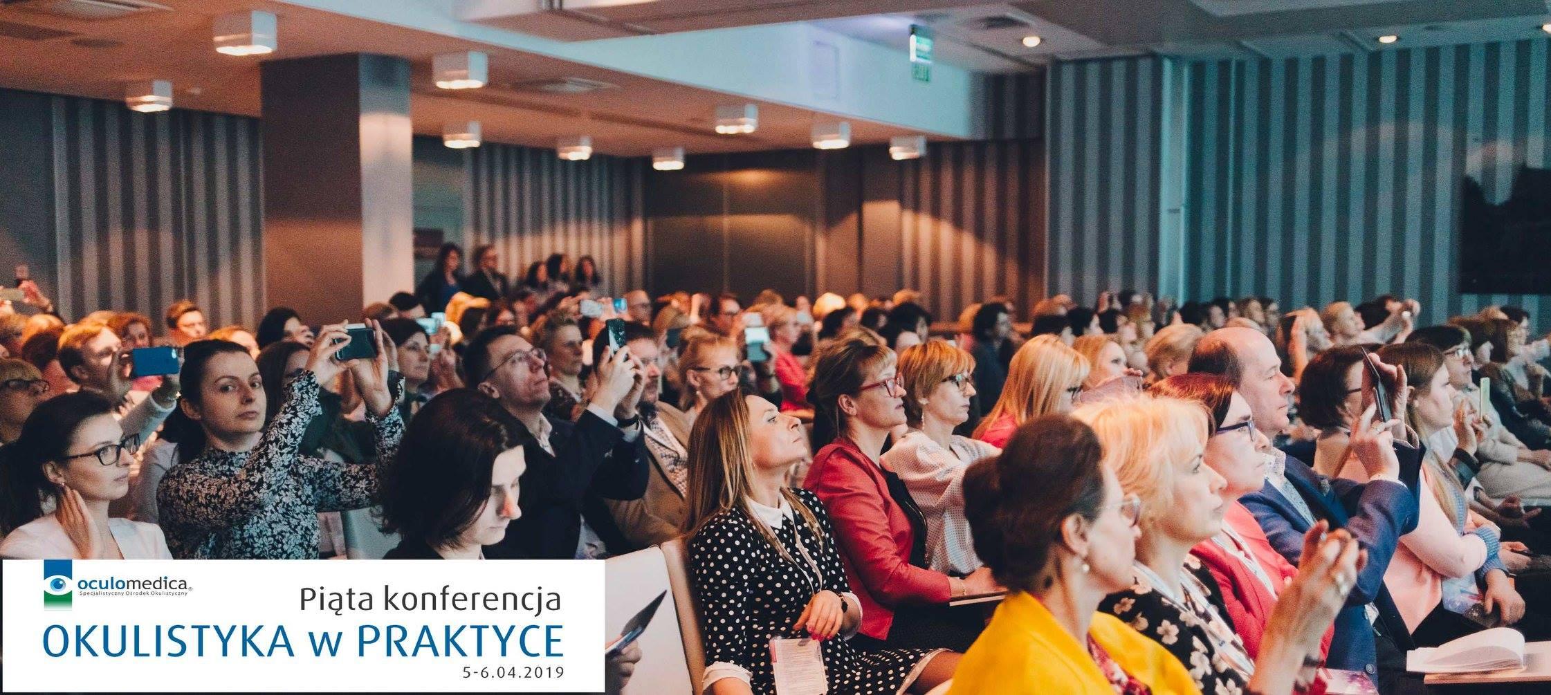 Oculomedica - V Konferencja okulistyczna