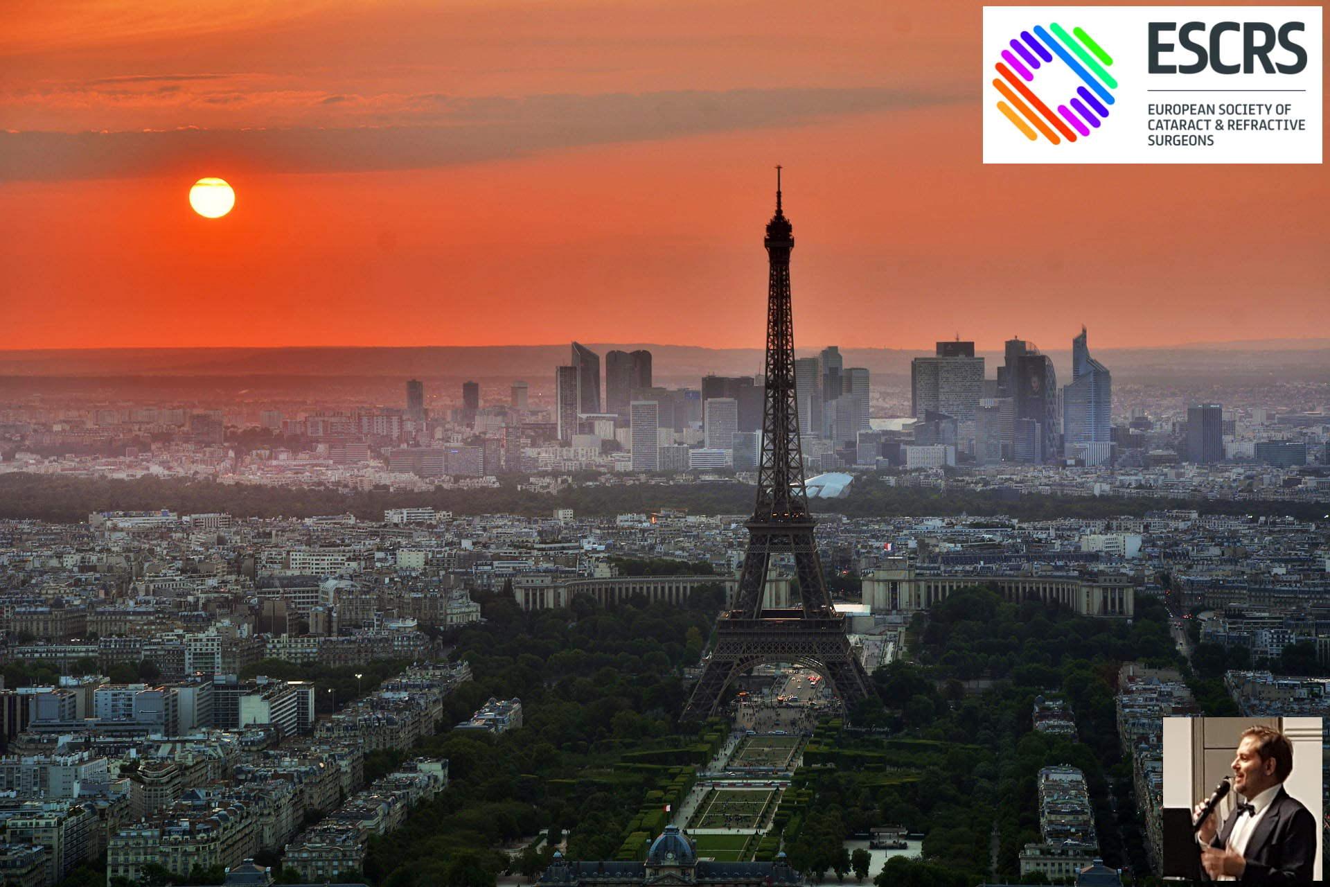 Oculomedica - Wykład w Paryżu