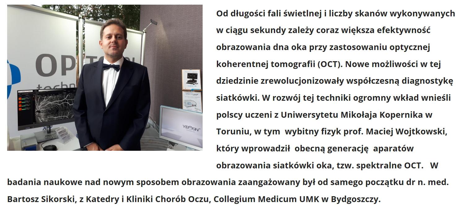 Oculomedica - Liderzy Innowacyjności